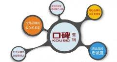 浅析烟台网络口碑营销推广的四大作用
